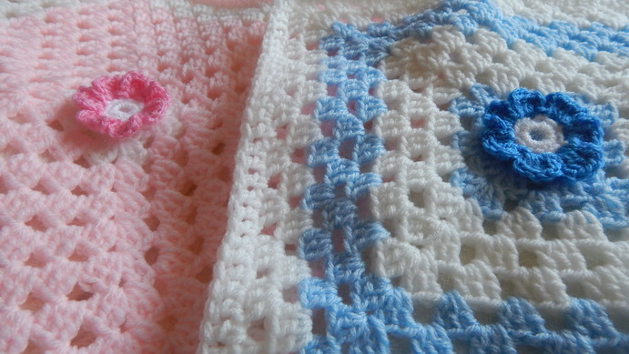 micro baby burial blanket miscarriage baby born 20-22 week TWIN COLOURS