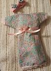 Girls baby burial gowns born 20 weeks 1lb LILAC BLOSSOM