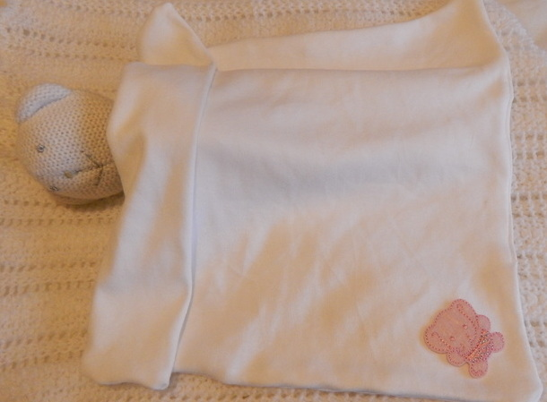baby blanket WELLIEPHANT babies delivered at 22-24 week pink