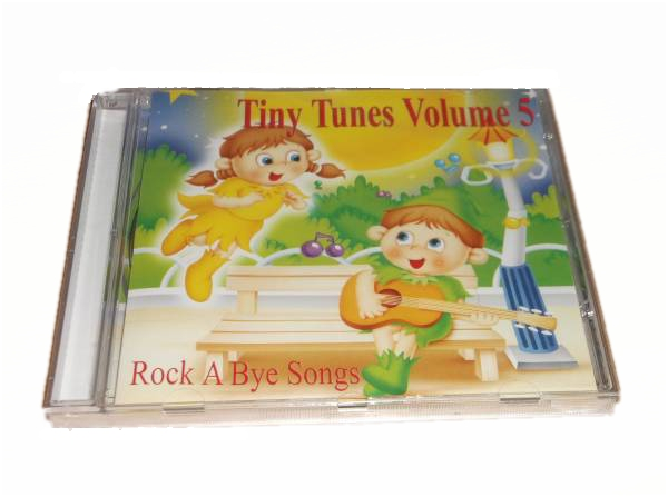 CD Songs for baby funeral SLEEPING theme tiny babies Tiny tunes CD burial