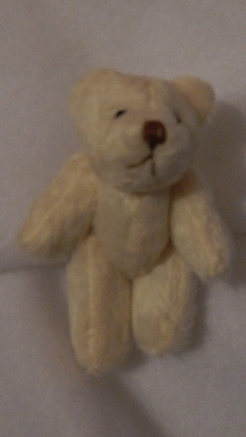 keepsake tiny teddies miscarriage 6cm chunks