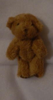miscarriage baby burial gift funeral teddy bear very tiny too 6cm MUNGO