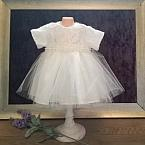 christening gowns girls PRINCESS KATIE born at 24-25 weeks