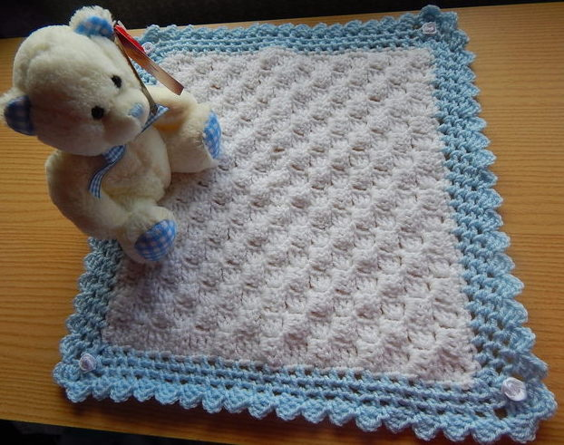 miscarriage baby burial blanket BLUE babies coffin CRADLE of LOVE born 23-25 weeks