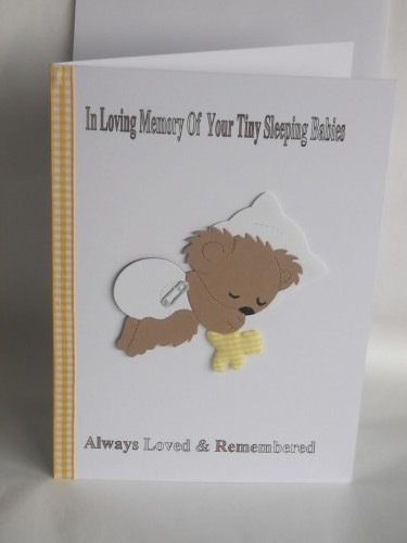 baby loss Card bereavement cards here  Multiple Birth loving memory Babies UNISEX