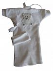 stillborn baby clothes TEDDY DAYDREAM White miscarried babies 0-1.5lb