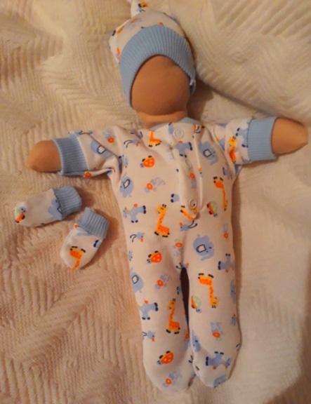 tiny baby boys stillborn babies burial clothes JUNGLE BUDDIES born 23-24 week