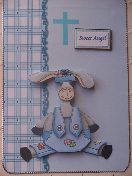 sweet angel boy card baby sympathy card,baby bereavement,BOYS SWEET ANGEL