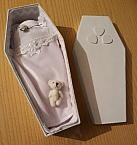 baby burial coffin biodegradable Casket miscarriage at 0 -14 weeks BOSOM BUDDY