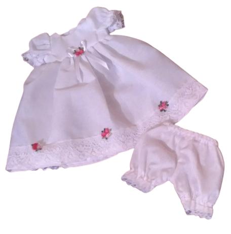 baptism dress for girl baby SHERBET FOUNTAIN 0-1lb