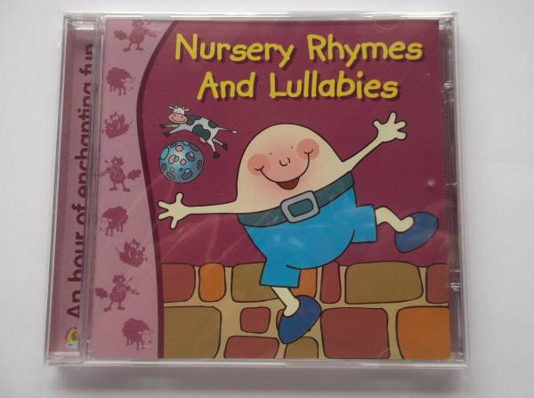 Baby memorial service songs cd NURSERY SONGS and LULLABYES Combi funeral