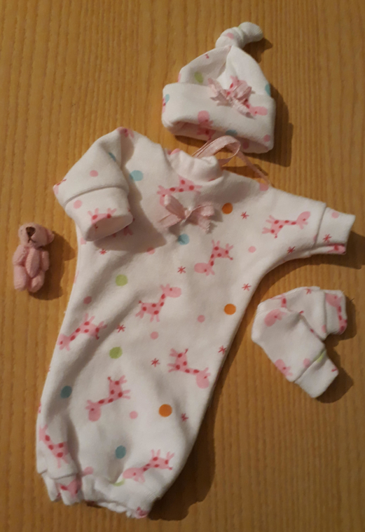 funeral dresses for babies Born at 20 or 22 weeks GIDDY GIRAFFE full outfit