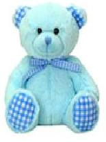 baby burial funeral gift  small blue teddy bears here HUMBLE teddybear tiny too