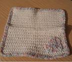 baby blankets for coffins burial blanket crochet LOVABLE PASTELS born at 18 weeks