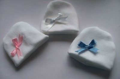 Tiny baby stillbirth baby hat any size tiny baby burial BABYBEU