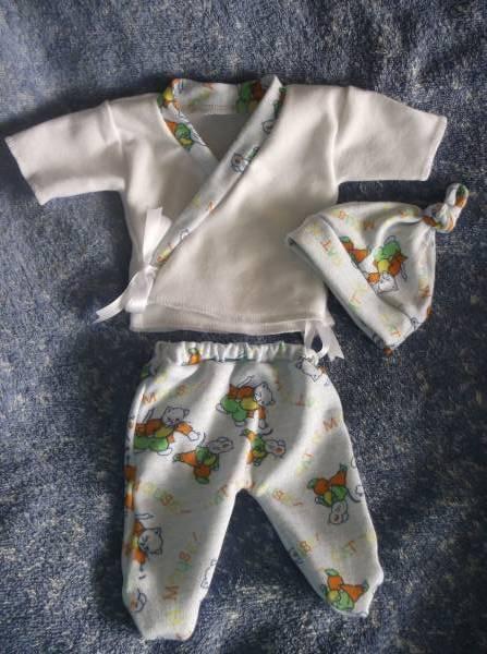 boys tiny baby loss burial clothes stillbirth CAT n MOUSE born 20-22 weeks