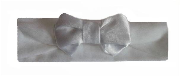 infant loss babies headband cutest very tiny 3-5lb Crisp White baby burial
