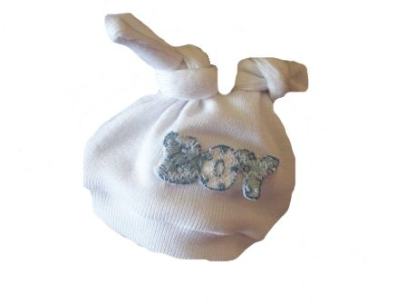 Something Precious Simplicty hat for burial gown sizes 0-1lb baby bereavement