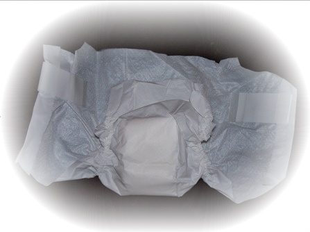 Pack of 3 baby stillborn baby loss disposable nappies 21-23week pregnancy loss
