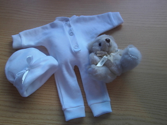 unisex baby burial clothes TRISOMY 18 deliver at 24 weeks SNUGGLE GROW
